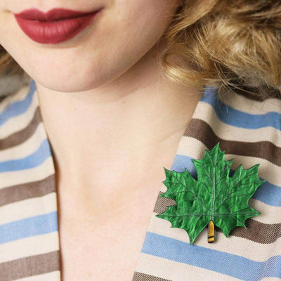 King of Our Forest Brooch