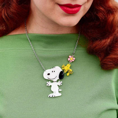Erstwilder Best Friends Necklace N7181-8060