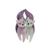 Erstwilder The Love Cats Mini Brooch MN0004-8020