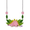 Erstwilder Scotty The Stegosaurus Necklace N5991-2060