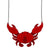 Erstwilder Crustacean Elation Necklace N6633-1100
