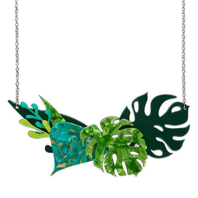 Erstwilder Fronds of Fancy Necklace (Large) N6813-4000