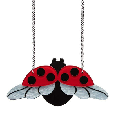 Erstwilder Fly Away Home Necklace N6984-7010