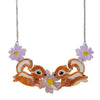 Acrobatic Aromas Necklace