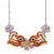 Erstwilder Acrobatic Aromas Necklace N7013-9001