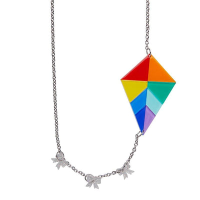 Erstwilder Kite Flight Necklace N7041-0100