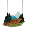 Erstwilder Mountain Retreat Necklace N7107-9040