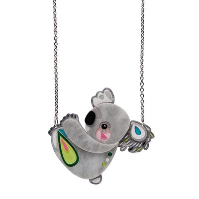 Erstwilder The Kuddly Koala Necklace N7140-7100