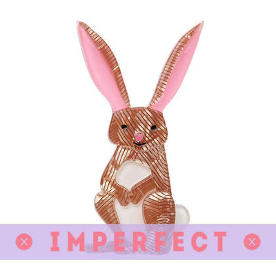 The Funny Bunny Brooch (IMPERFECT)