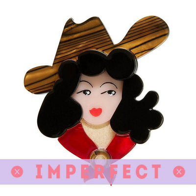 Montana Belle Brooch (IMPERFECT)