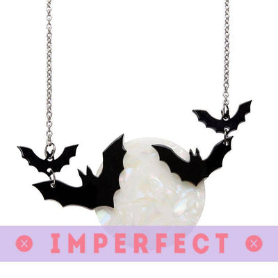 Trick or Treat Necklace (IMPERFECT)