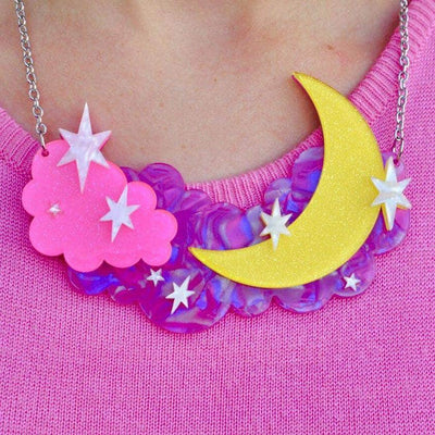 Erstwilder The Evening Star Necklace N6694-5060