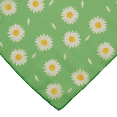 She Loves Me Daisy Large Neck Scarf