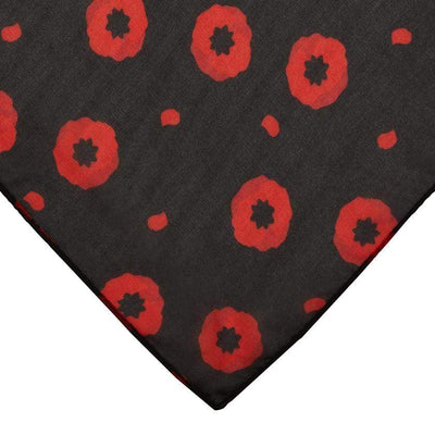 Poppy Field Head Scarf