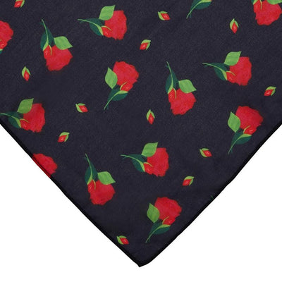 Erstwilder Budding Romance Rose Head Scarf SC0015-3110