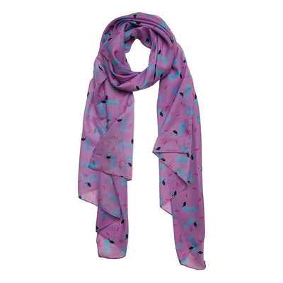 Spiffy the Sausage Dog Large Neck Scarf