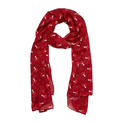 The Spore the Merrier Large Neck Scarf