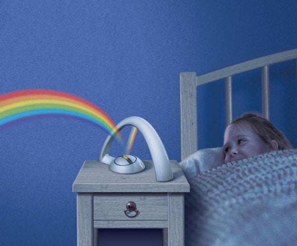 Rainbow Bedroom Projector