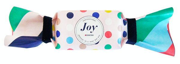Bon Bon Soap JOY - Lemongrass & Lemon myrtle