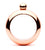 Booze Bangle | by IOCO | in Rose Gold