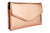 ioco RFID Blocking Travel Wallet in Rose Gold