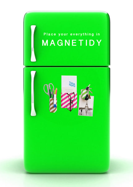 Magnetidy | by IOCO | Gradient Neon Pop