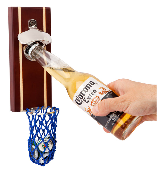 Basketbeer™ with Stainless Steel Backboard