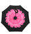 IOCO Reverse Umbrella in Pink Gerbera