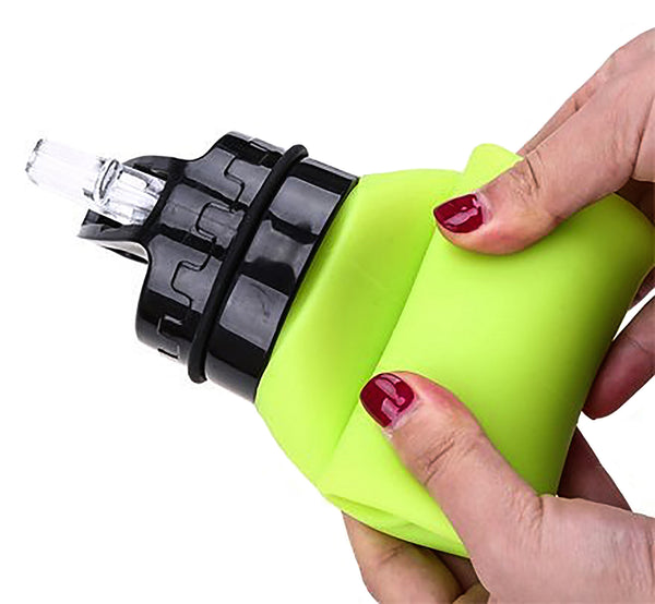 Squish Foldable Bottle in Watermelon