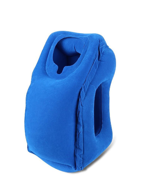 My Aeroplane Travel Pillow - Blue