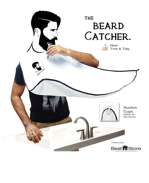 The Beard Catcher in Black