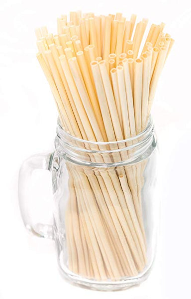 Real Wheat Drinking Straws