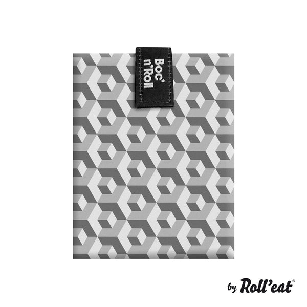 Boc'N'Roll Tile - Red