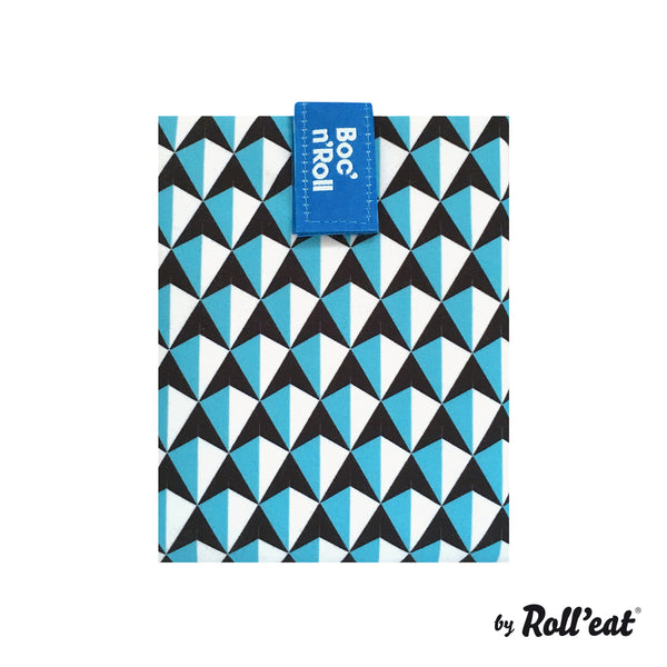 Boc'N'Roll Tile - Blue
