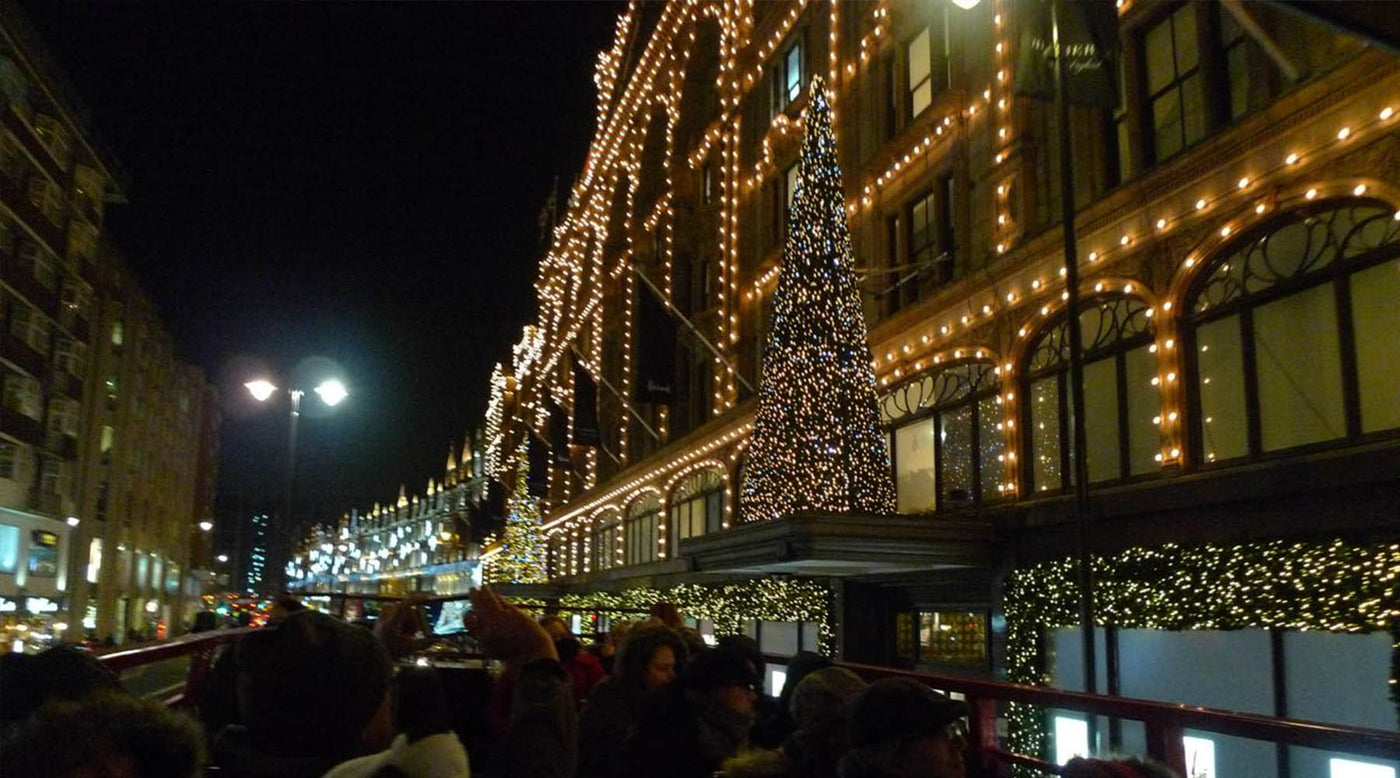Christmas In London.Should You Visit New York Paris Or London For Christmas