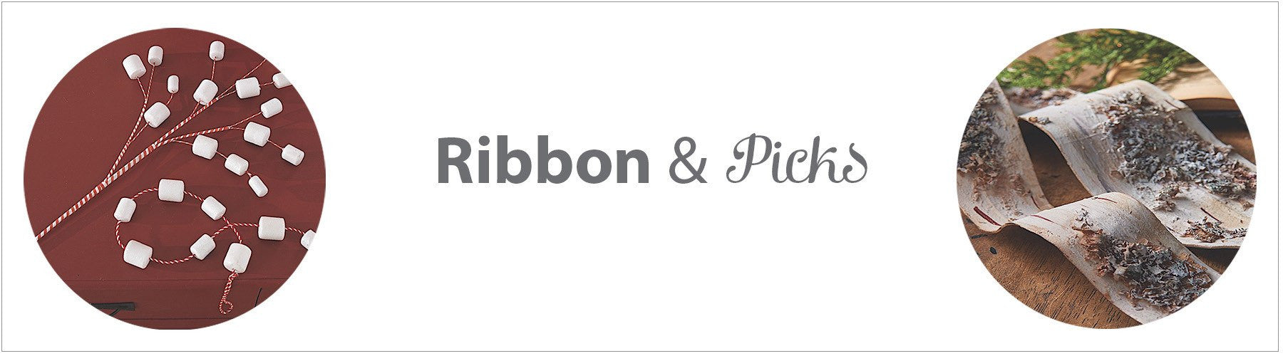 Ribbon & Picks