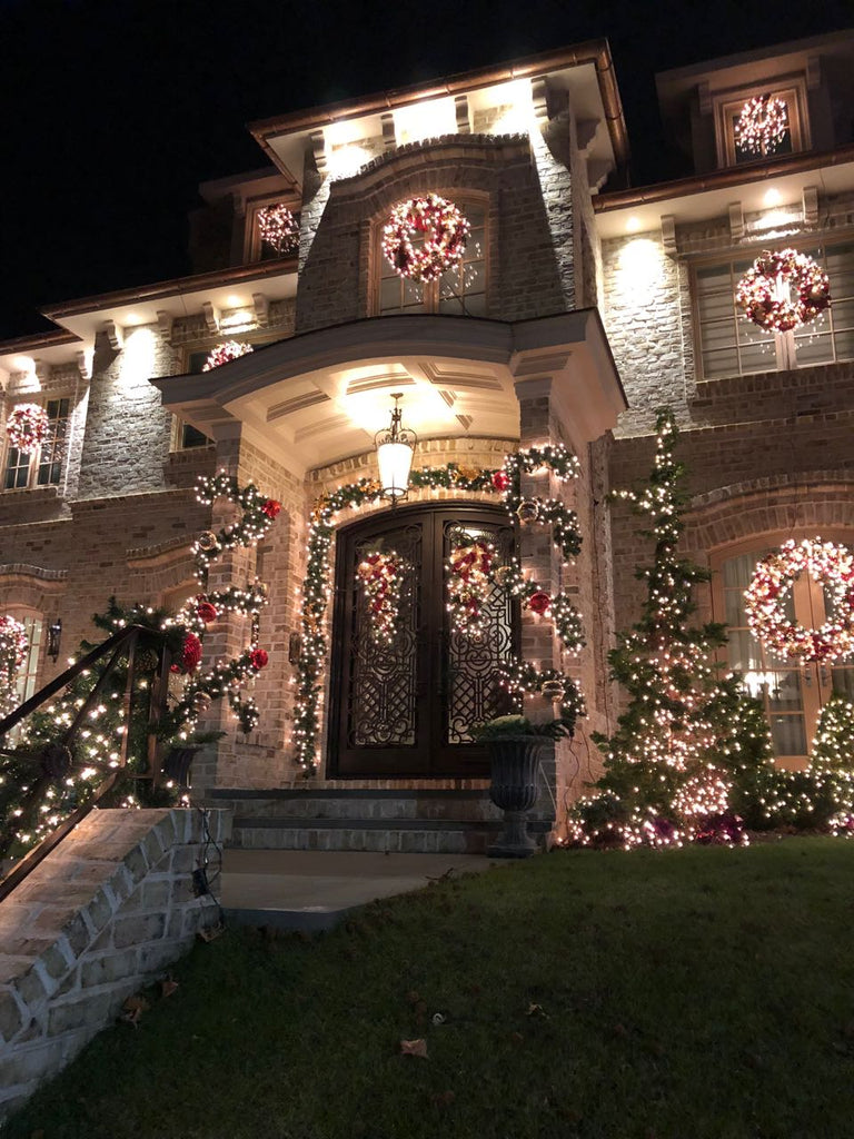 The Dyker Heights Christmas lights, magic on the streets of Brooklyn