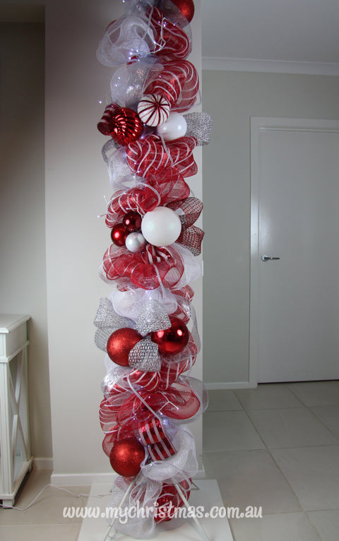 Christmas Decorating For Your Home Pole Instructions