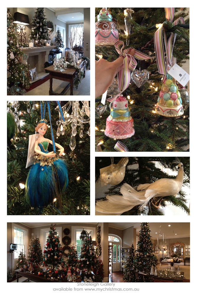 Christmas Decorations from Stoneleigh