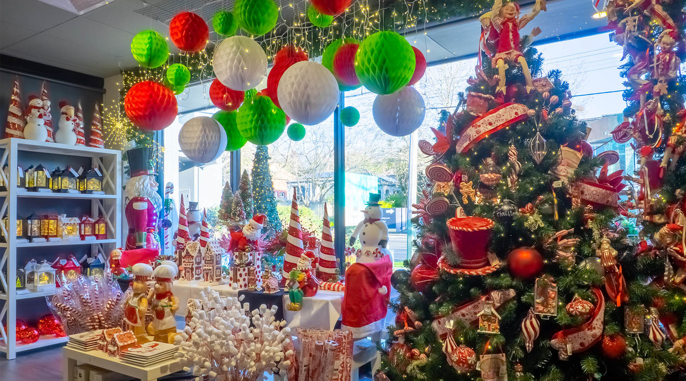 Melbourne Store Landing - My Christmas