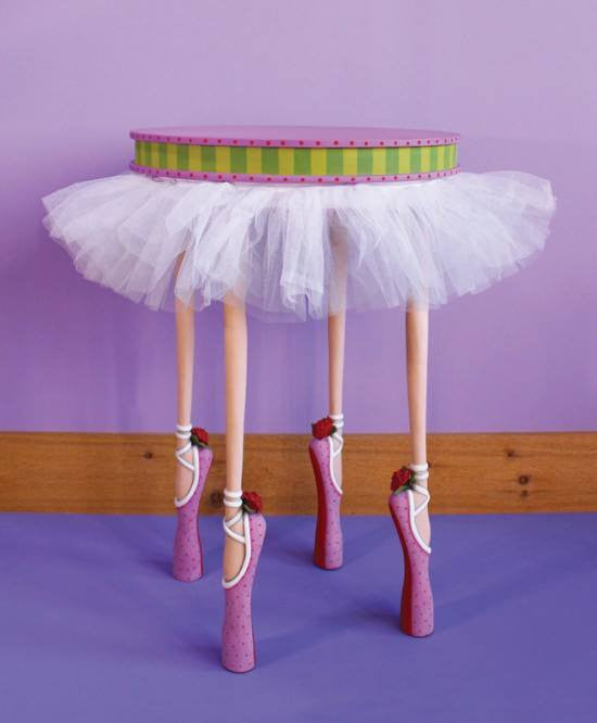 Ballet Table