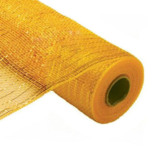 Mesh Gold/Brown 50cm