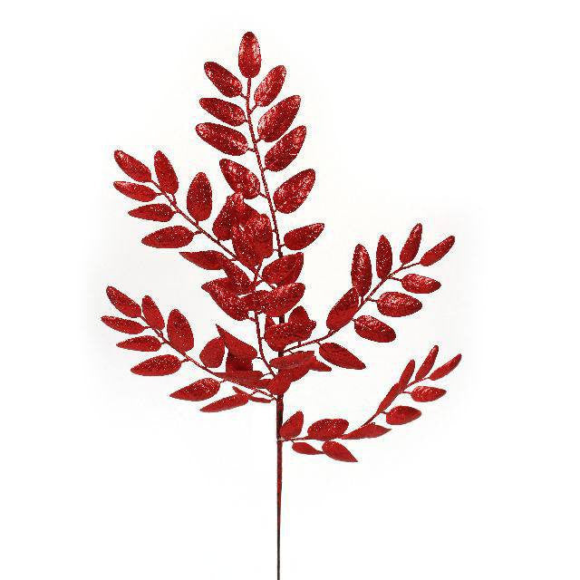 Honey Locust Spray Red 53cm
