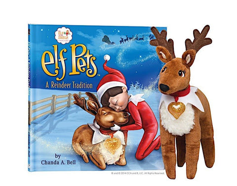 Elf on the Shelf - Reindeer