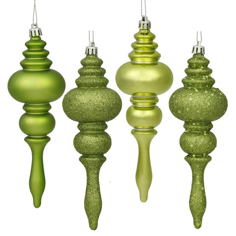 Lime Finial 8 pack, 7 inch