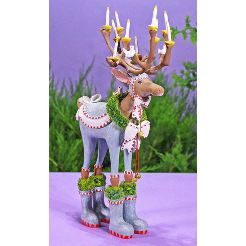 Dash Away Dasher Figurine 30cm