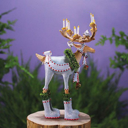 Dash Away Dasher Ornament 17cm