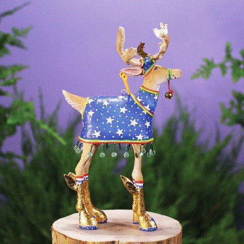 Dash Away Comet Ornament 17cm