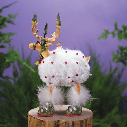 Dash Away Blitzen Ornament 16cm