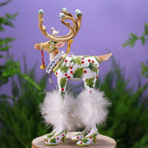 Dash Away Vixen Ornament 17cm